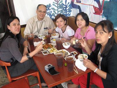 lunch atSingkit
