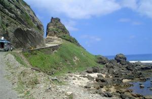 cliffside road