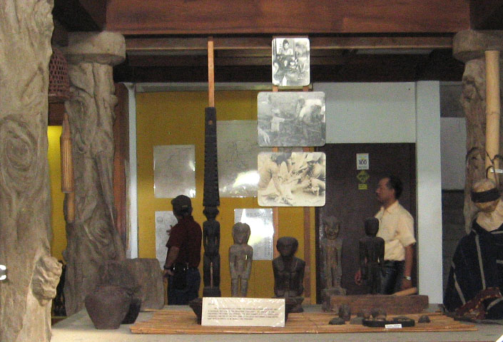 kiangan museum. no photos allowed