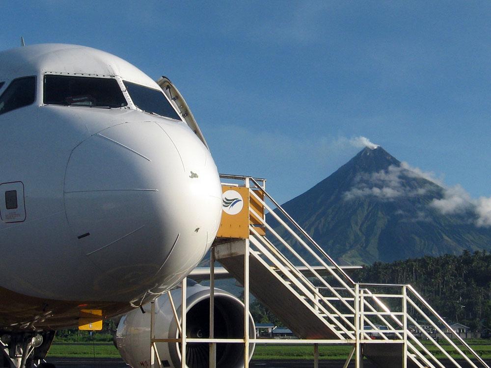 legazpi city airport