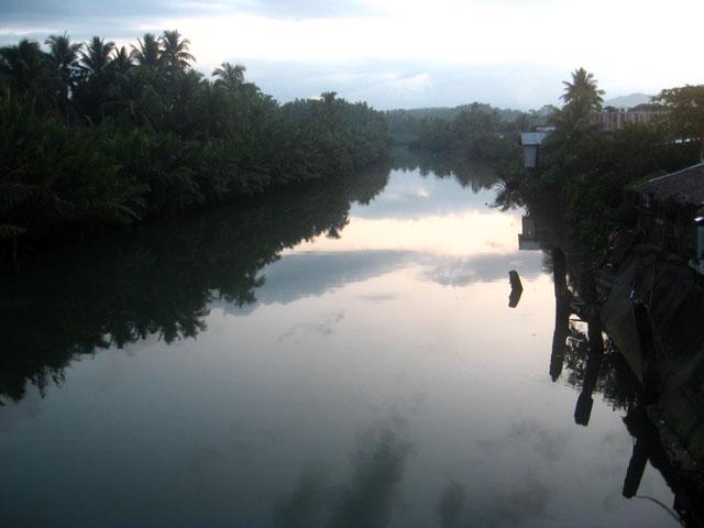 borongan river