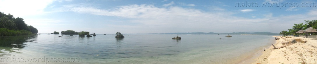 The Waters of Divinubo Island