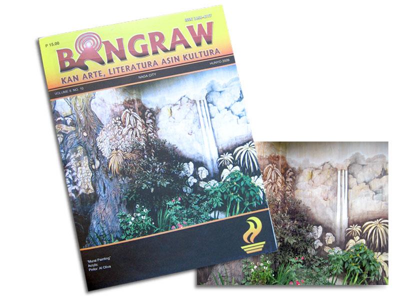 Bangraw kan Arte, Literatura asin Kultura