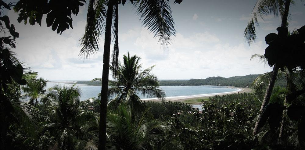 Borongan beach
