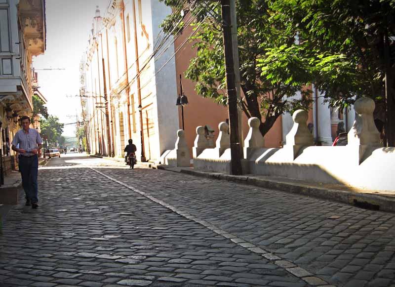 General Antonio Luna Street, Intramuros