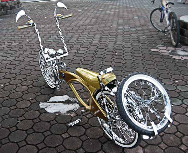 Baywalk bicycle