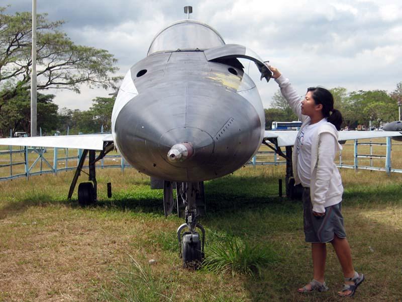 Antiquated jet