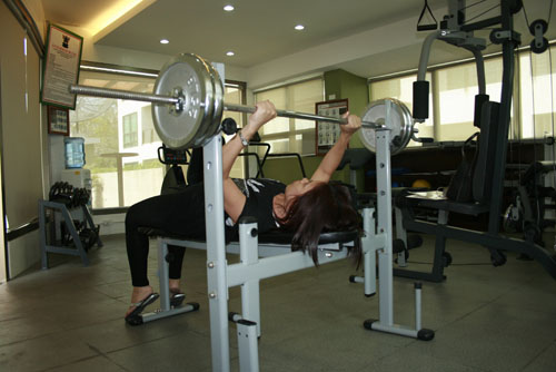 GYM AND FITNESS CENTER_ONE TAGAYTAY PLACE