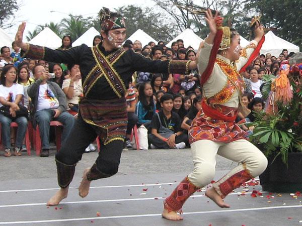 Bayanihan Philippine National Folk Dance Company