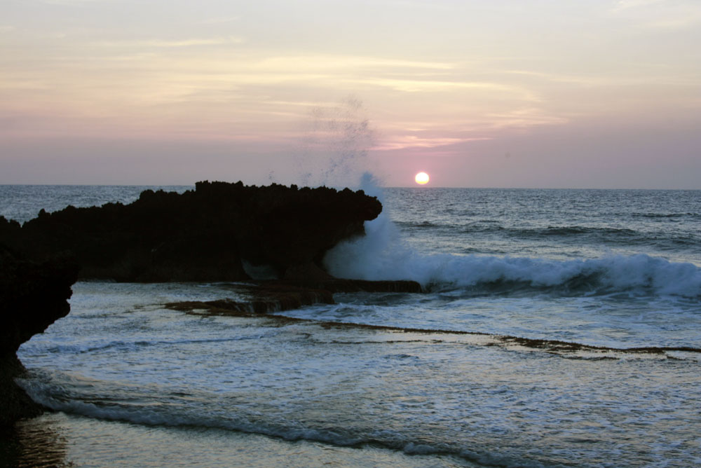 Cape Bolinao Sundown