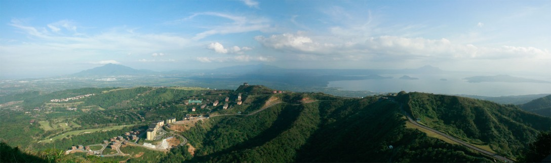 Tagaytay Highlands From People's Park