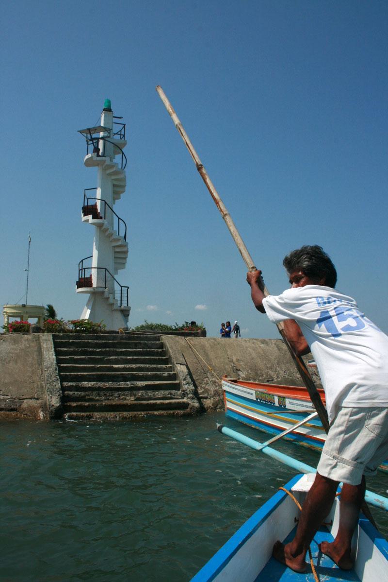 Lucap Wharf, Alaminos