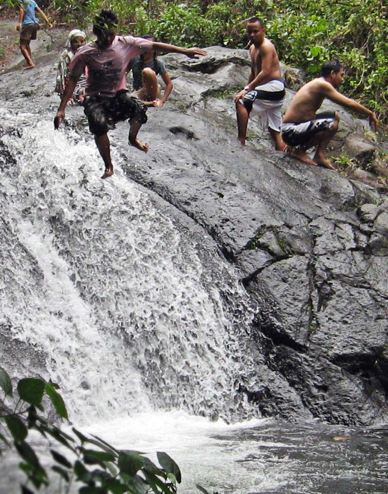 Kawa-kawa Falls, Consocep Mountain Resort_2