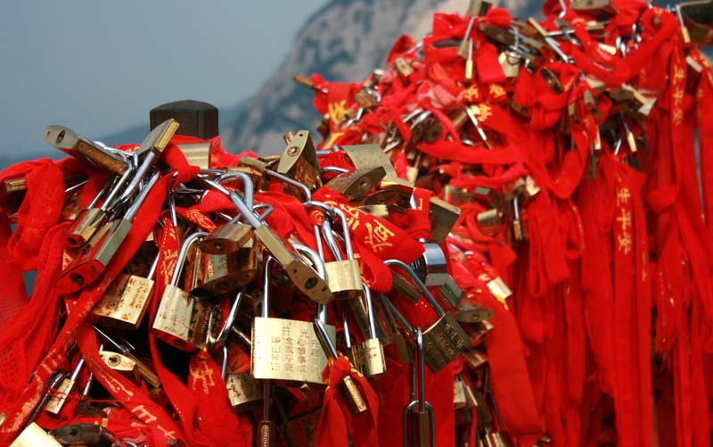 Wishlocks, lovelocks etc.
