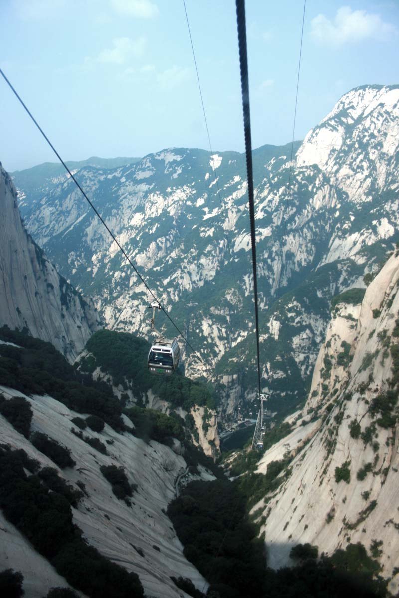 Why do there have to be cable cars