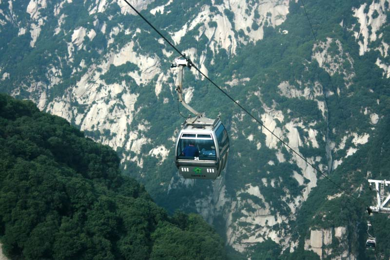 Just a thought, how are things Made in China? Cable cars in particular..
