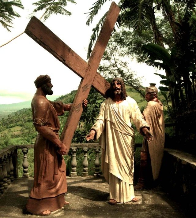 Acceptance of the Cross