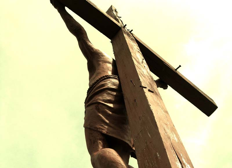 Death on the Cross