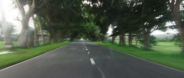 Maharlika Highway Northbound