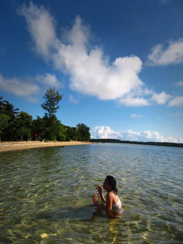 Cagbalete Island, Lamon Bay, Philippines