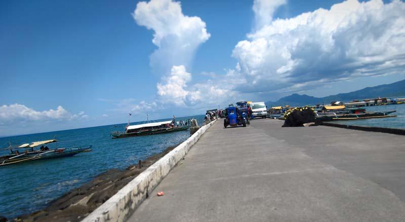 Mauban docking station.
