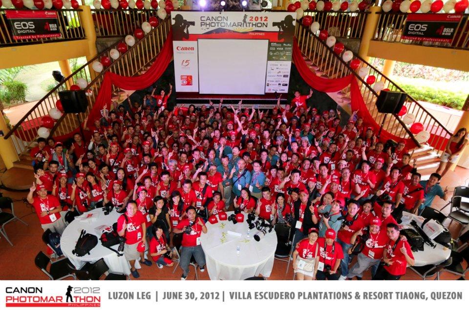 Canon Photomarathon 2012