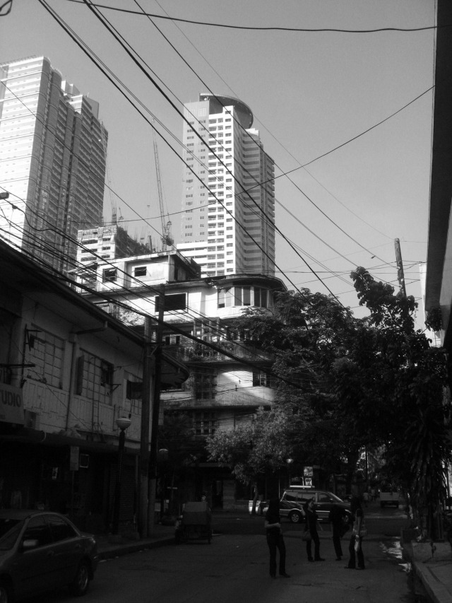 Arquiza corner Mabini Street