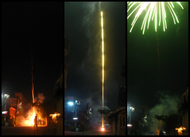 New Year's Eve, Iriga City