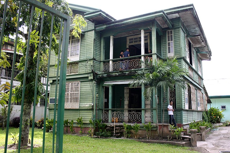 Angel Araneta Ledesma Ancestral House