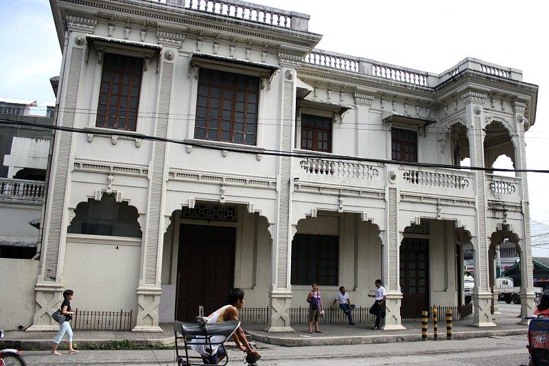 Maria Ledesma Gomez Heritage Building