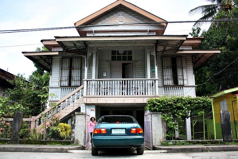 One of the Generoso Gamboa Twin Ancestral House