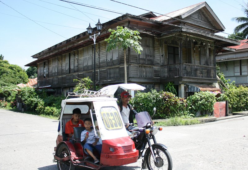 The other twin of Generoso Gamboa Twin Ancestral House