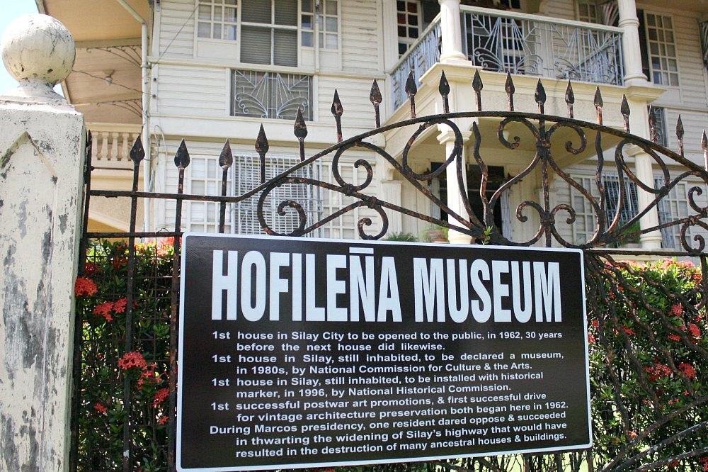 Hofileña Museum