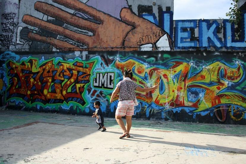 Street Art Manila, by Elmer Valenzuela, Intramuros