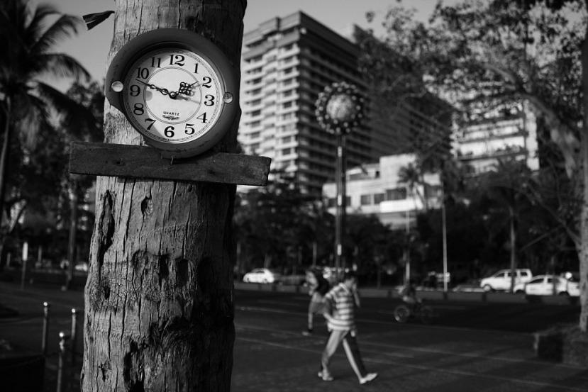 Baywalk Roxas Boulevard Manila by Elmer Nev Valenzuela