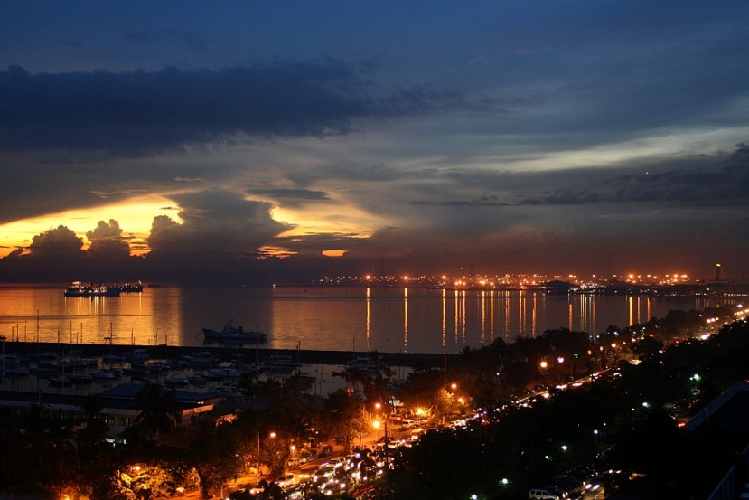 EVENING IN MALATE by elmer nev valenzuela_6