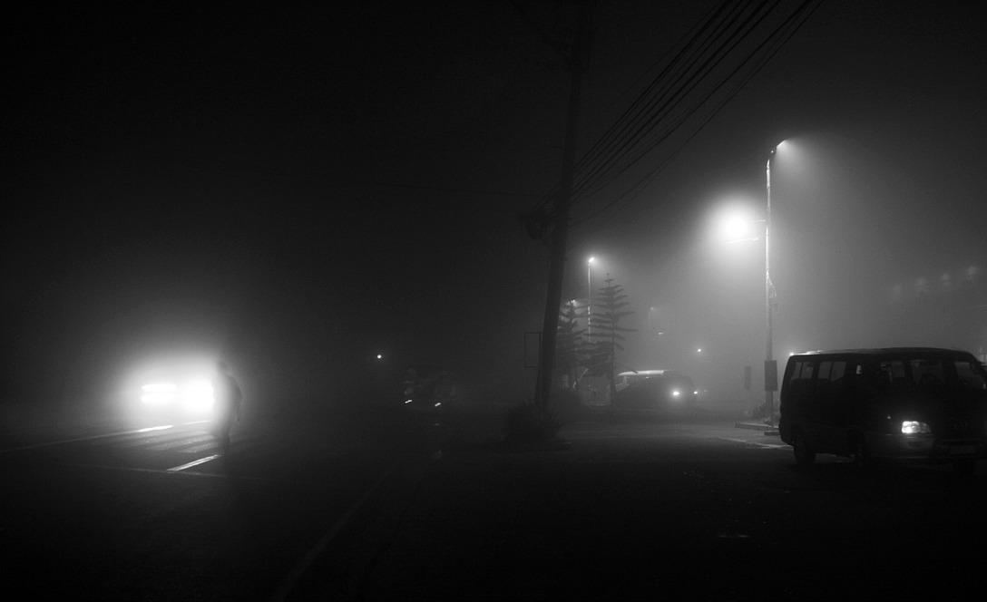 Tagaytay Ridge, ghost month by elmer nev valenzuela
