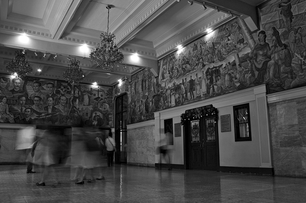 PHOTO ESSAY : INSIDE ASIA'S OLDEST UNIVERSITY_21