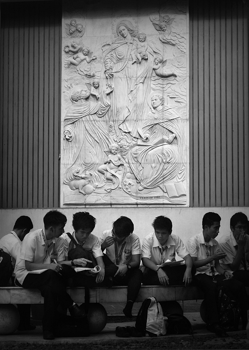 PHOTO ESSAY : INSIDE ASIA'S OLDEST UNIVERSITY_7