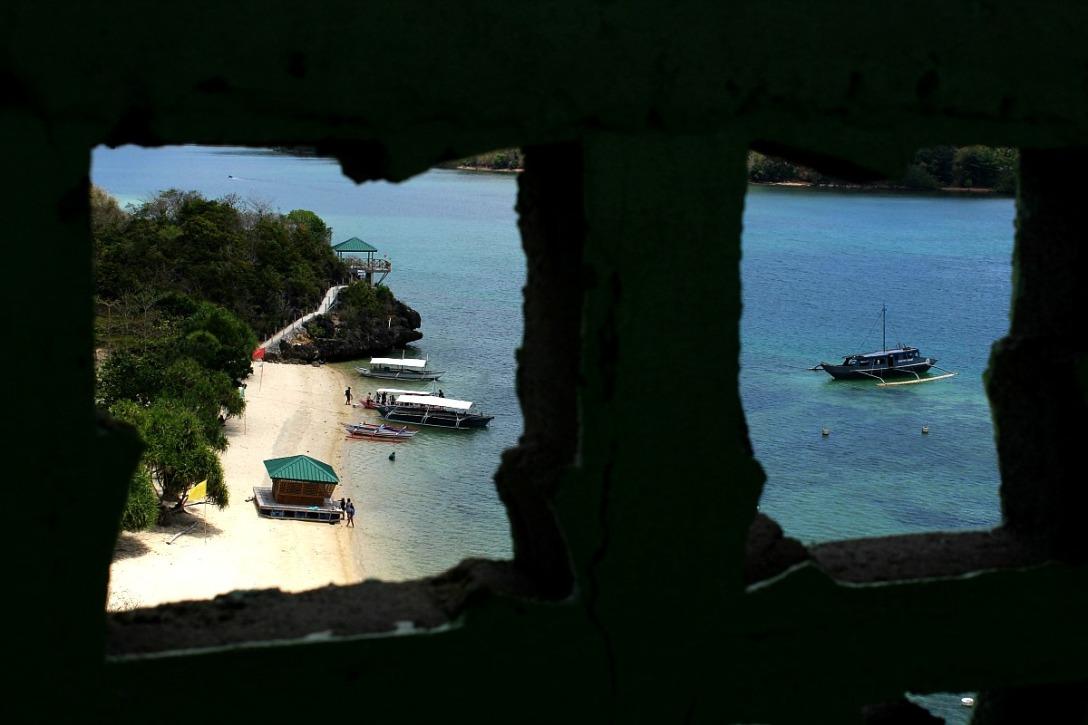 Piagau Island, Nueva Valencia, Guimaras