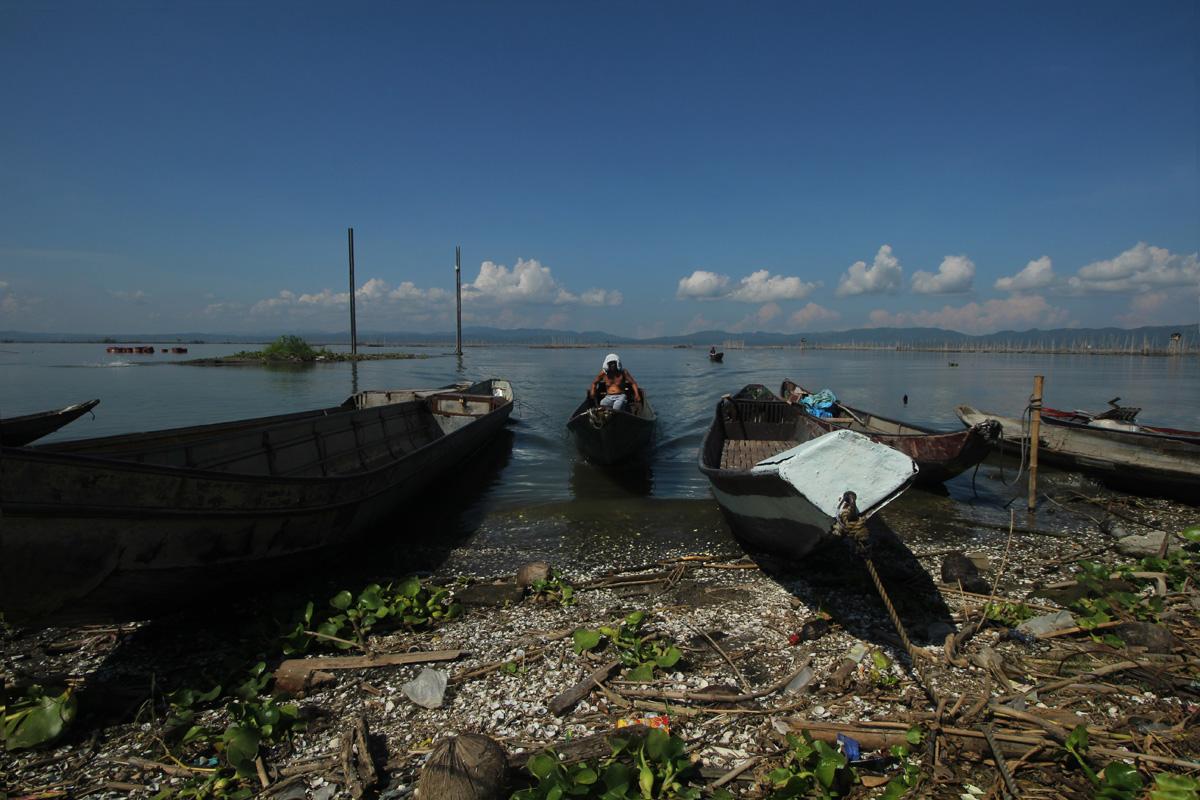 Lake Bato, Camarines Sur