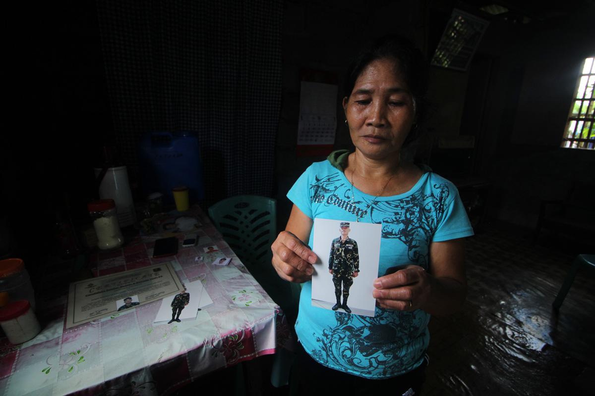 Fallen Soldier: Cpl. Dexter Estrada